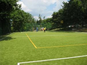 Изкуствена спортна трева Juta Basic 20