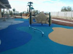 Ударопоглъщащи настилки за детски площадки