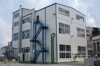 Проектиране и изграждане на инсталация за пенно пожарогасене