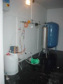 Малки пречиствателни станции за питейни води