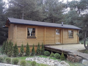 Relocatable cottage