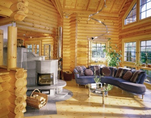 Honka log homes