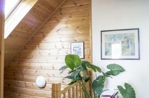 Построени дървени къщи - къща Бистрица - интериор