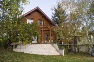 Построени дървени къщи - къща Бистрица