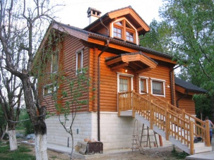 Projects carried out in Bulgaria