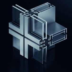 Алуминиеви системи за фасади