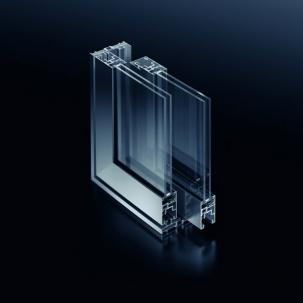 Алуминиева система за плъзгане Schuco ASS 50