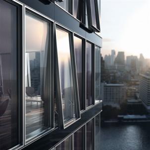 Прозоречни и фасадни елементи с Schuco ProSol
