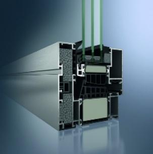 AWS 112.IC - сертифицирана алуминиева система