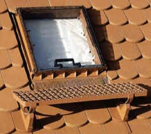Универсален покривен прозорец