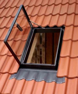 Изход за покрив за необитаеми помещения VELUX GVT