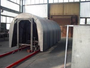 Кофраж за тунел