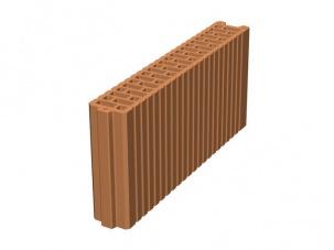Porotherm 8 N+F - керамичен блок