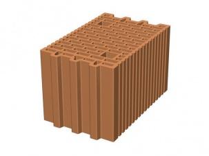 Porotherm 25 N+F - керамичен блок