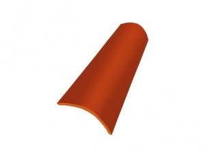 Керамична керемида Тондах Адриатик - естествен цвят