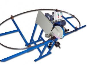 Заточна машина за банцигови ленти ЗМ 101