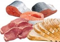 Ножове за рязане на хранителни продукти