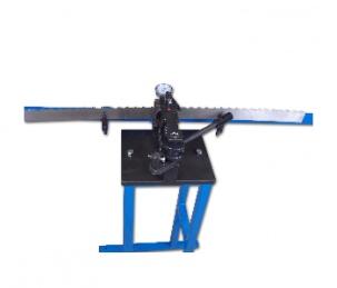 Устройство за чапразене на банцигови ленти СА 130
