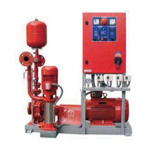 Автоматични противопожарни системи
