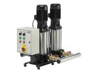 TB2-MK - хидрофорни системи с вертикални многостъпални помпи