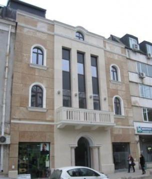 Офис сграда на фирма Нетсърф
