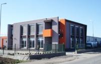 Административна сграда и цех на Делфос Дизайн