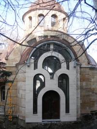 """Новострояща се черква на бул. """"Ситняково"""""""