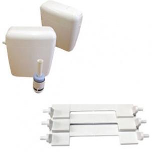 Тоалетни казанчета и аксесоари Санитапласт