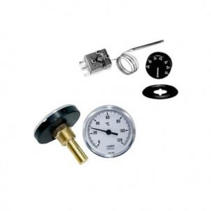Манометри, термометри, пресостати, термостати и други