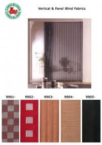 Текстил за вертикални щори