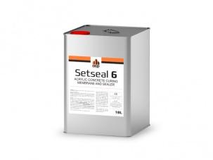 Течен повърхностен втърдител Setseal 6