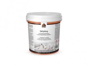 Бързовтвърдяващ и водоизолиращ цимент Setplug