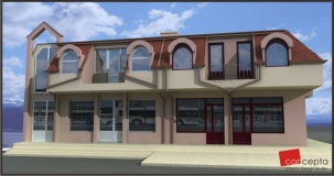 3Д Визуализация на къща