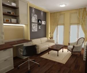 Работен кабинет в домашни условия