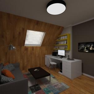 Проект на домашен кабинет
