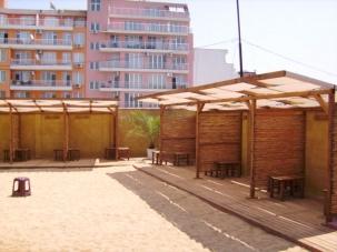 Санаториум по калолечение - защита на дървени конструкции