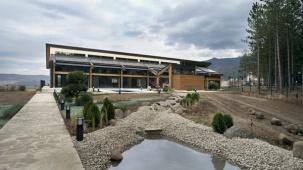 Плюс енергийна жилищна сграда в Кладница - импрегнация