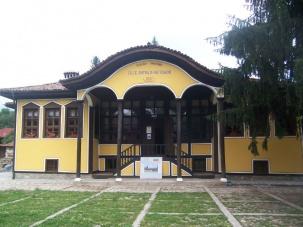 Жив музей, Копривщица - байцове и лакове