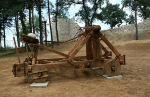 Крепост Цари Мали град, с. Белчин - импрегнация