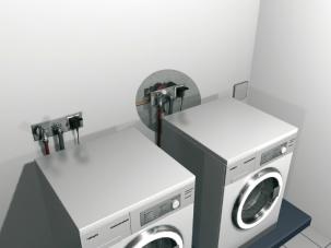 HL - сифони за перални и съдомиялни