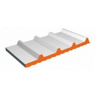Roof PUR panels