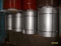 Пластифицирана ламарина на рулони PPGI