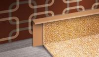 PVC профили за мокет