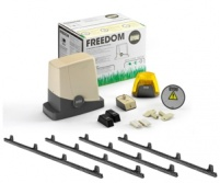 Комплект автоматика за плъзгащи врати Kit Freedom