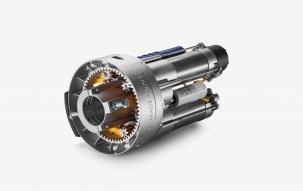 Двигател за ролетни врати CAB SR 2.60S/ E320