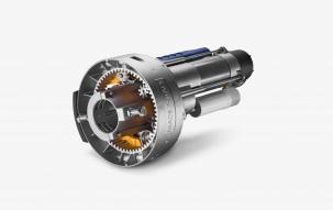 Двигател за ролетни врати CAB SR 1.60/170