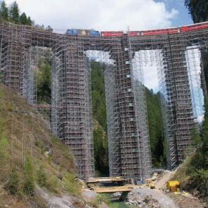 Строеж и ремонт на мостове