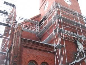 Реновиране на църкви и катедрали