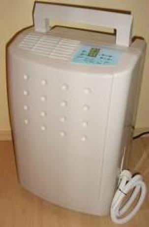Влагоуловител с опция за подгряване на въздуха