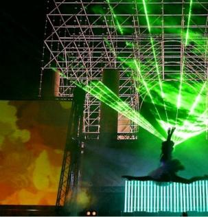 Метални конструкции за концерти